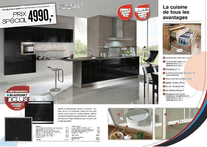 Offre sp ciale 6 cuisines de fabrication allemande partir de 3490 hors pose hors livraison - Cuisine fabrication allemande ...
